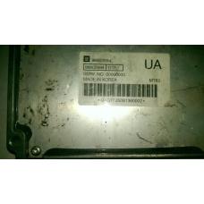 Chevrolet Aveo Motor Beyni - 96802694