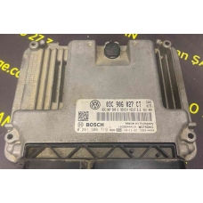 Volkswagen Scrirocco Bosch 03C906027CT Motor Beyni