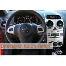 Opel Direksiyon Kolonu Tamiri