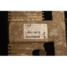 Opel Corsa Combo 1.3L JTD Z13DT engine ECU FGP 55190069
