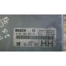 Opel Omega Motor Beyni - 0261203588