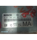 opel vectra 2.5 ecu 0261204499 0 261 204 499 - 90569354