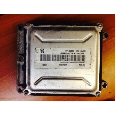 Vauxhall Opel Engine ECU 09391263 12202143